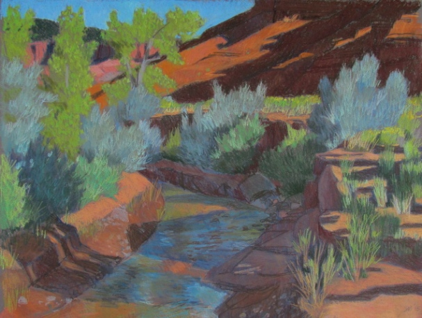 Sulphur Creek